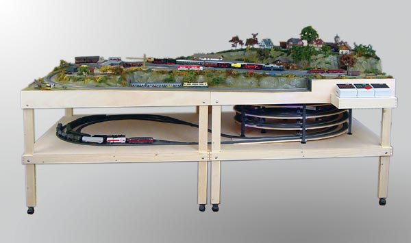 building a helix in oo - New Railway Modellers Forums